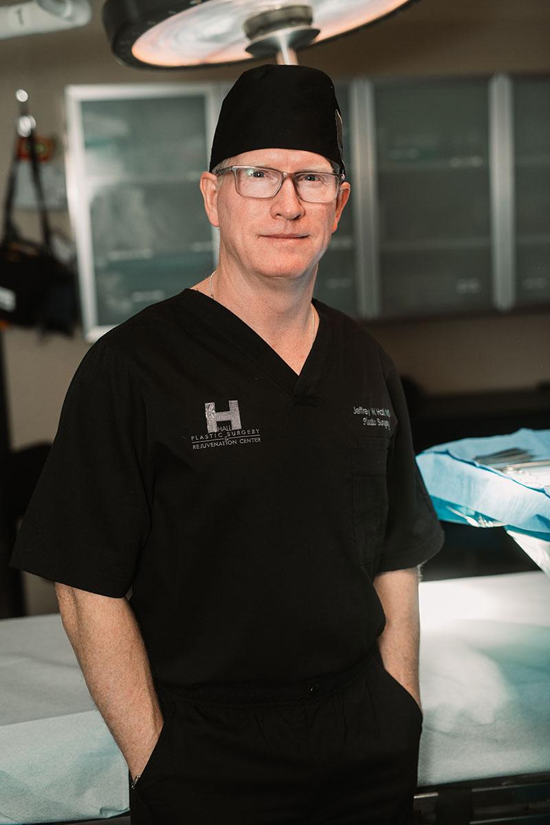 Jeffrey W. Hall,  M.D.